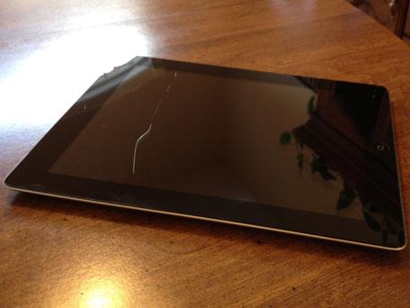 No Screen Protector Scratch